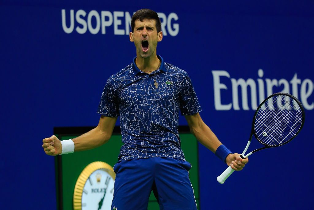 Novak Djokovic Says His Tennis Success Is Down To His Plant Based Diet