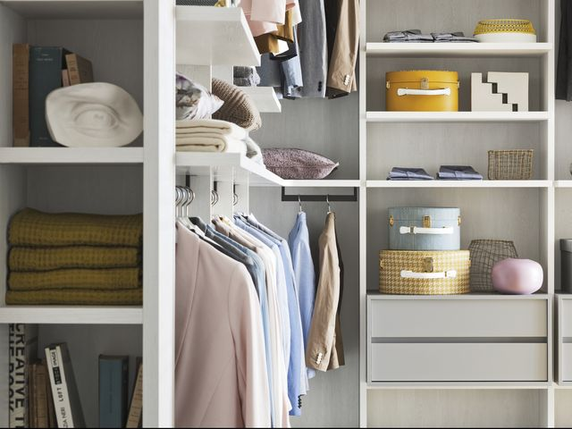 10 Walk In Wardrobe Ideas For Dream Closet Dressing Room Ideas