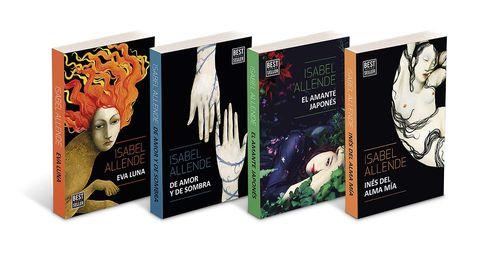Novelas Isabel Allende