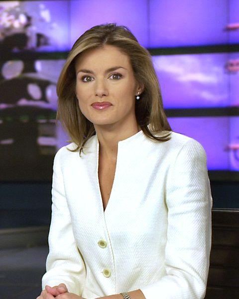 letizia ortiz rocasolano, future queen of spain