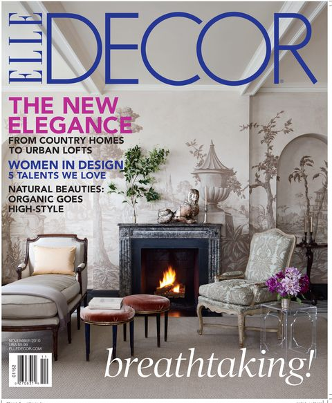 Elle Decor S Best Covers Over The Past 30 Years Elle Decor S 30th Anniversary