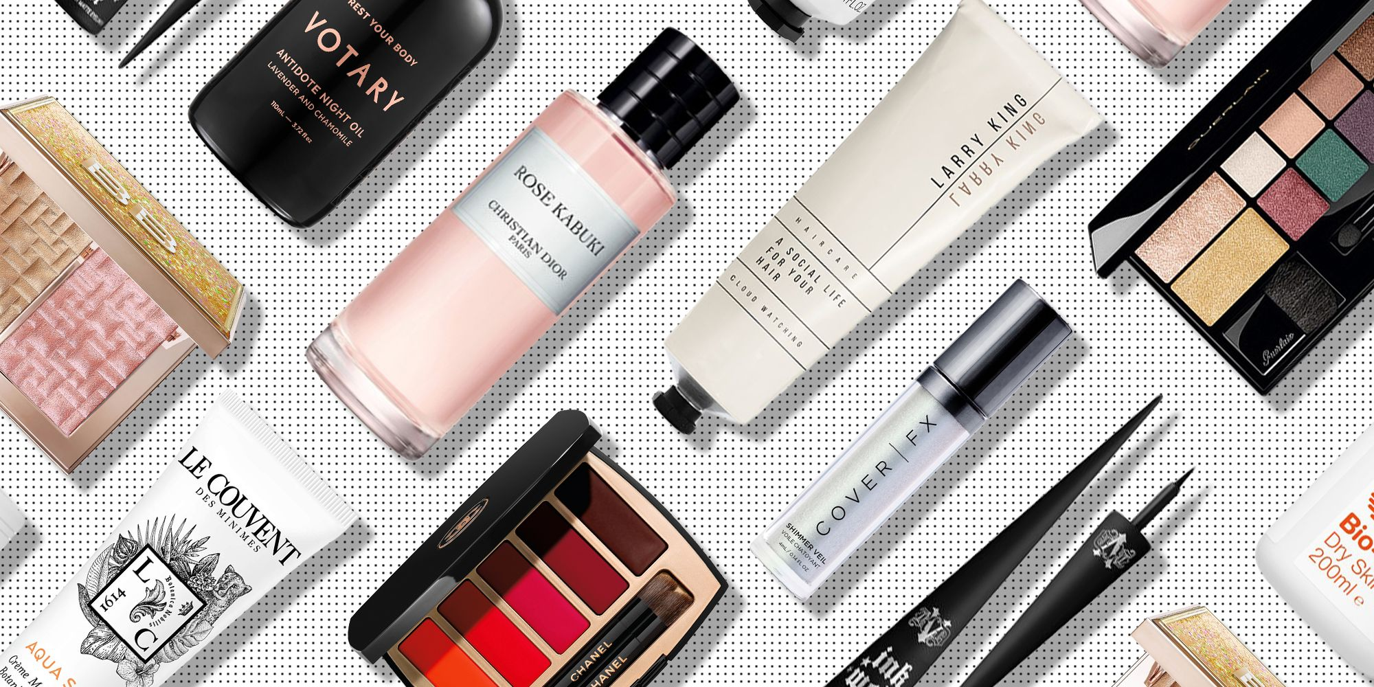 November Beauty Haul: Team ELLE's Pick Of The Best New Beauty Products This Month