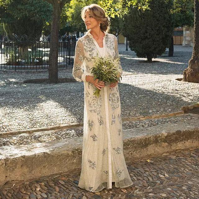 novia española mayor 55 de firmas españolas