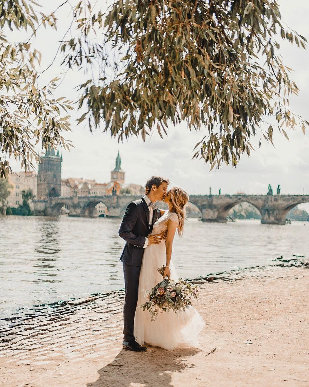 Los vestidos de novia mas bonitos de instagram