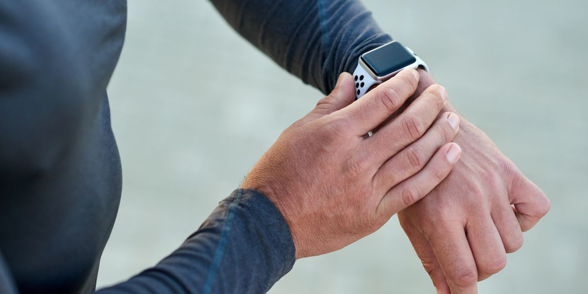 Your Fitness Tracker Might Play an Important Role in Tracking COVID-19 Symptoms