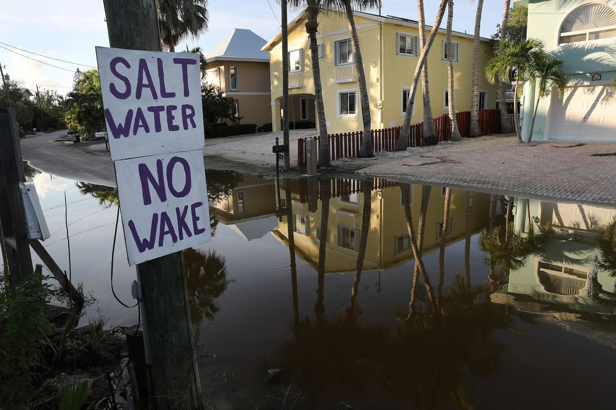 The Great Chinese Climate Hoax Is Recreating Venice in the Florida Keys