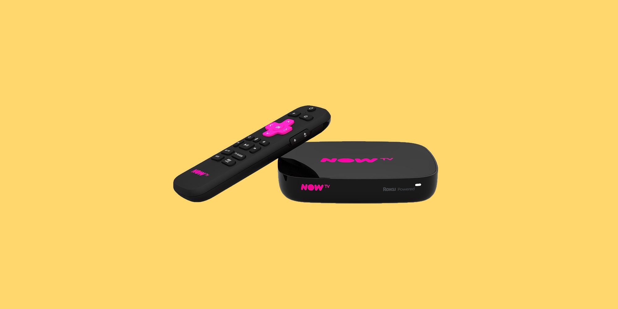 Now TV Smart Box with 4K & Voice Search Review