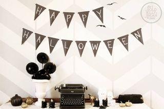 Halloween party ideas , DIY Halloween house party ideas