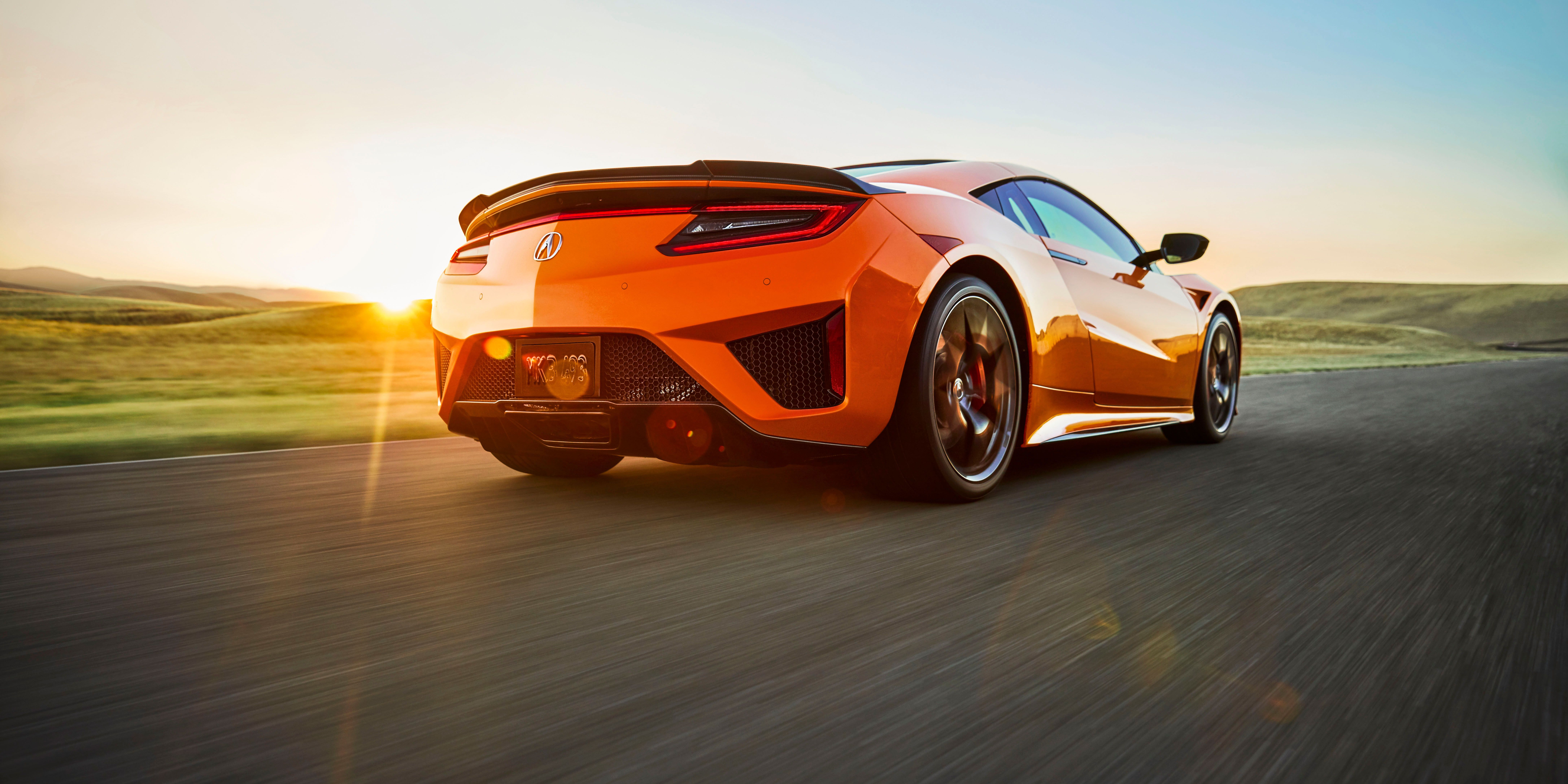 2019 Acura NSX Specs   Updated NSX Supercar Price, Horsepower, And Pictures