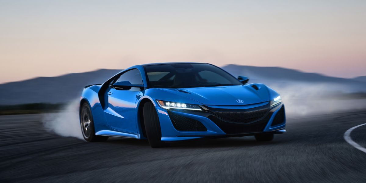 2021 acura nsx adds to its heritage paint colors - newsopener