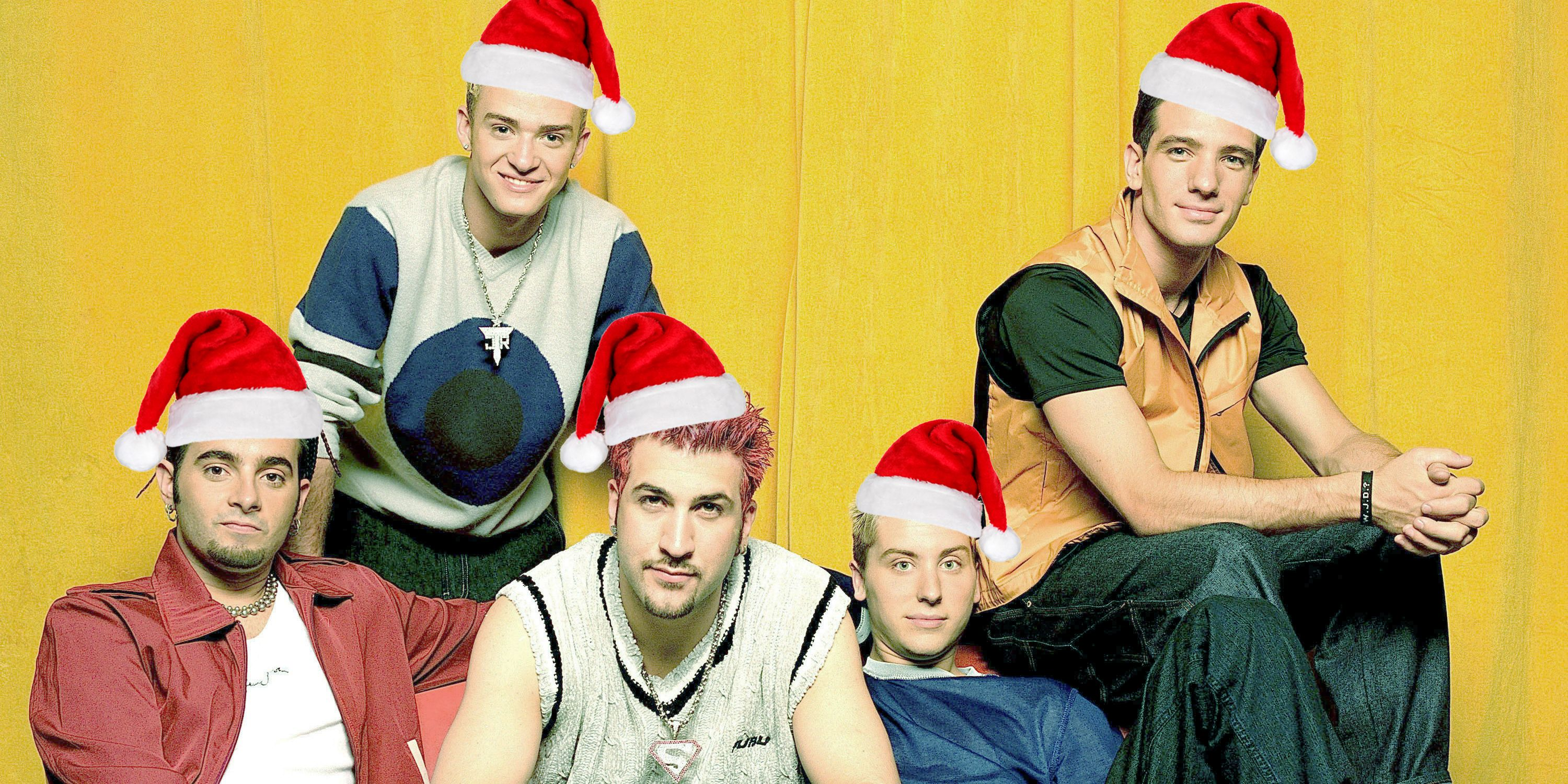 Let's Ruin the Season and Revisit NSYNC's 'Merry Christmas, Happy Holidays' Music Video, Shall We?