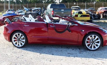 Yes, Autopilot Was On in the Tesla Model 3 Crash in March, NTSB Report Confirms
