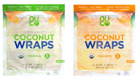 Walmart Is Now Selling Coconut Wraps That Are Low-Carb And Keto-Friendly