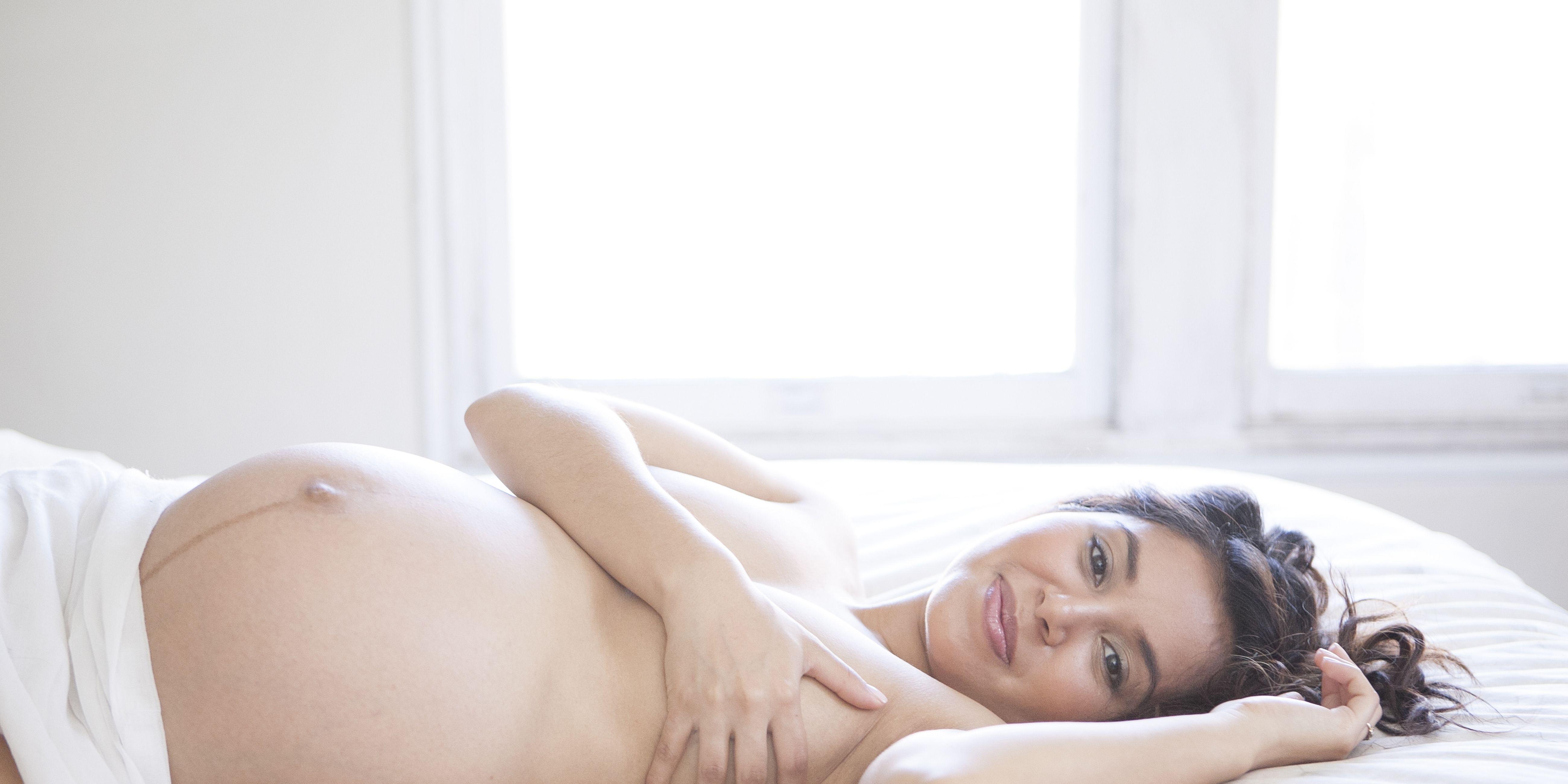 Cómo cambian los pechos en el embarazo