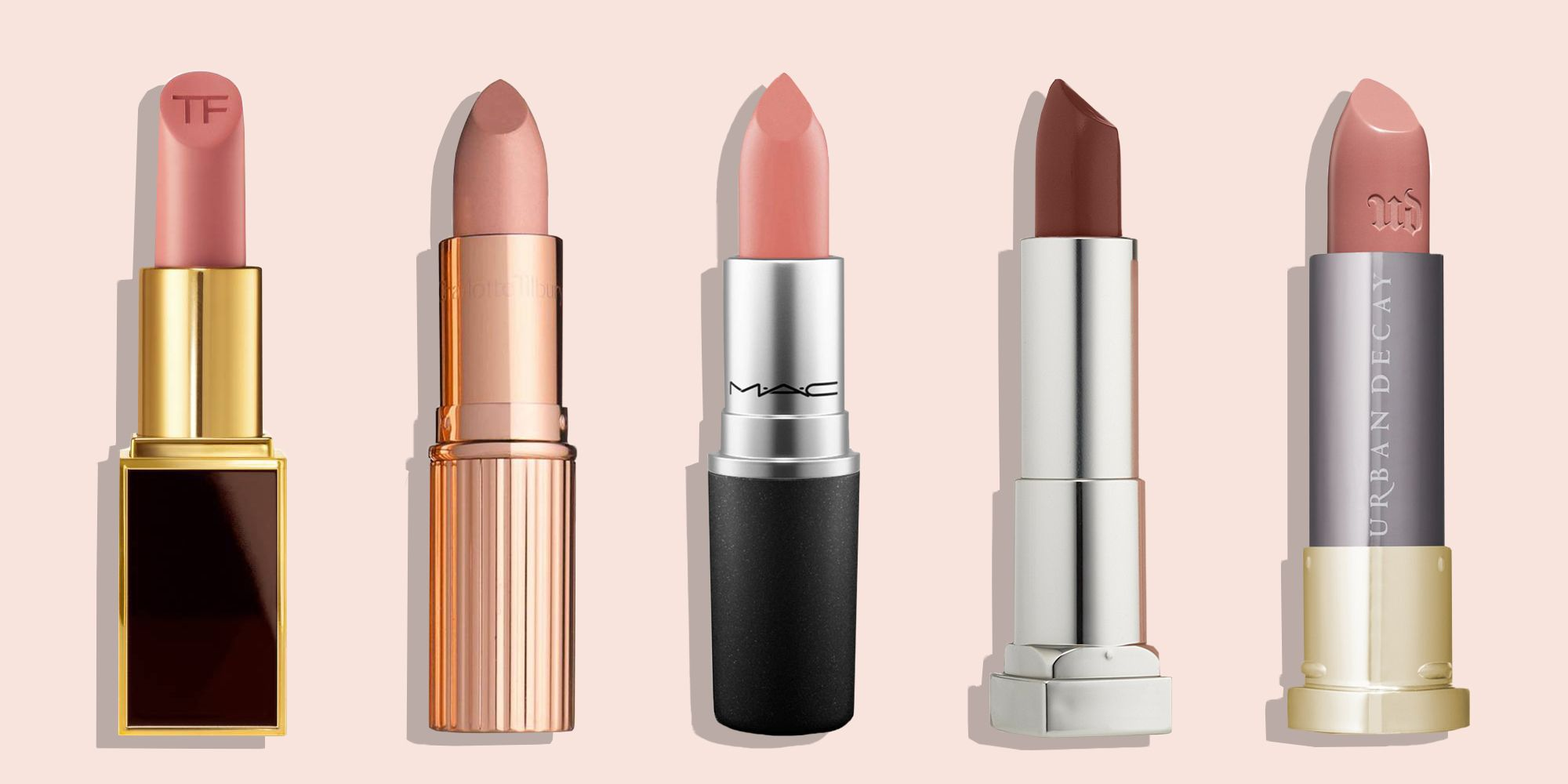 15 Best Nude Lipstick Colors of 2018 - Nude Lipstick Shades for Every Skin Tone
