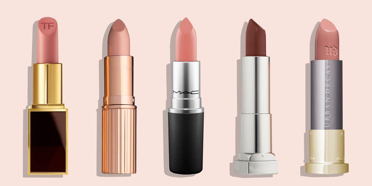 10 Best Nude Lipsticks - Summer 2016 Nude Lips