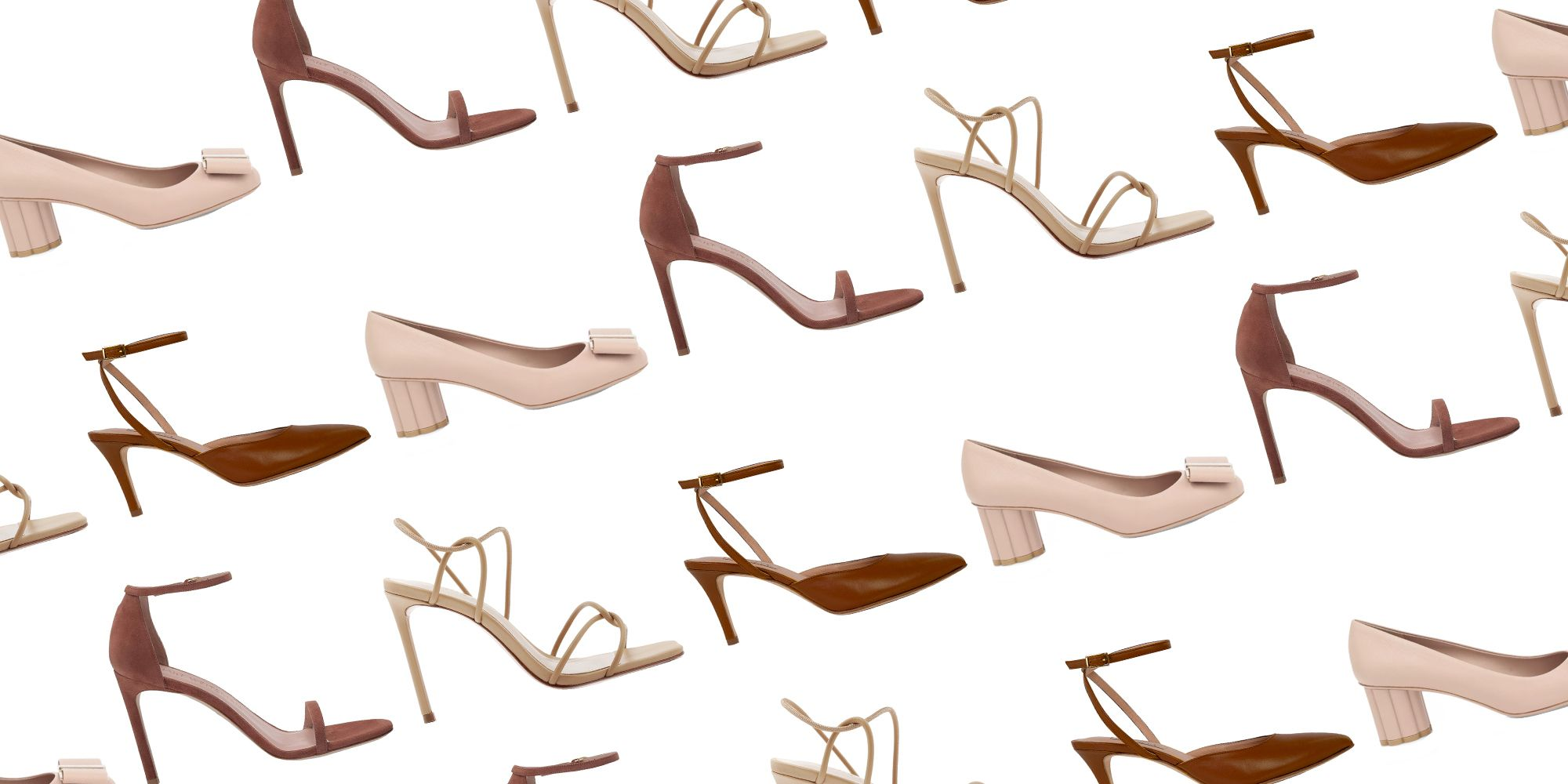 Nude Wedding Shoes for Every Bride