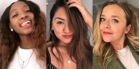 Hair, Face, Eyebrow, Lip, Nose, Hairstyle, Chin, Cheek, Beauty, Skin,