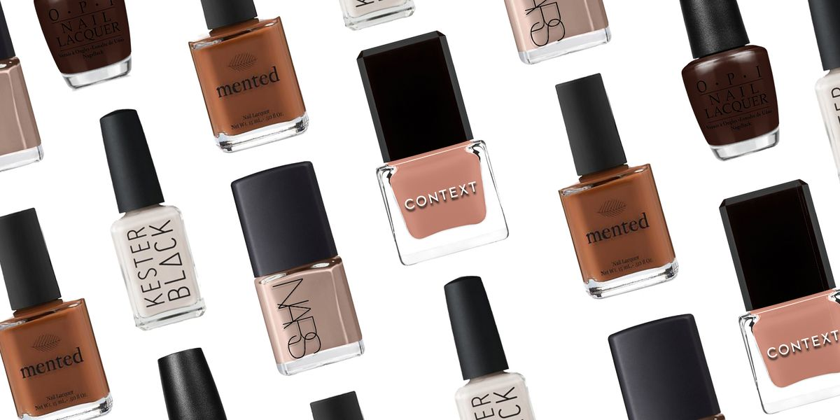 32 Nude Nail Polish Colors - Find the Best Neutral Nail Colors for ...