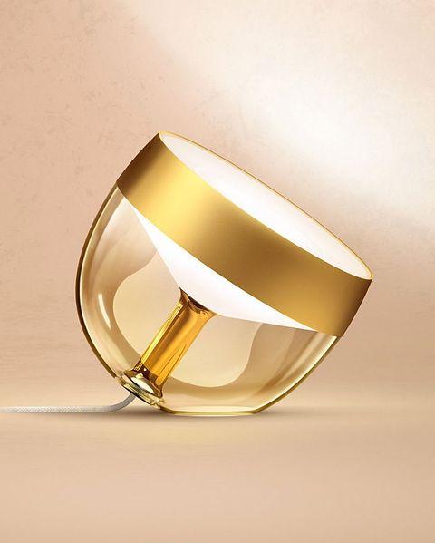 lámpara hue iris oro edición limitada