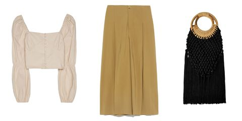Clothing, Dress, Beige, Outerwear,
