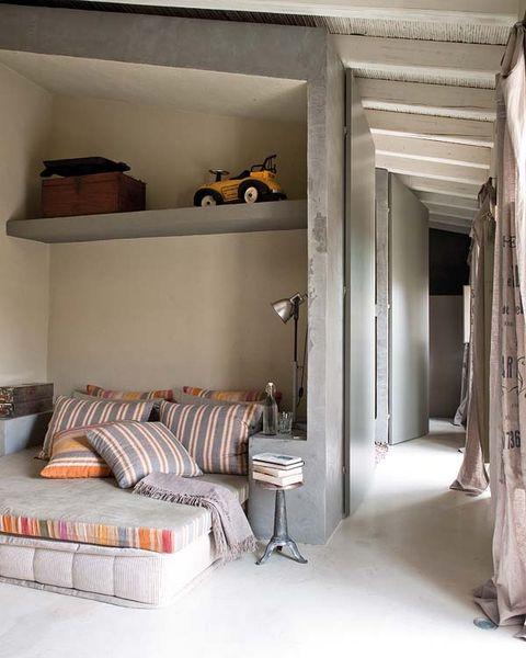 Originales decoraciones para las habitaciones infantiles y juveniles
