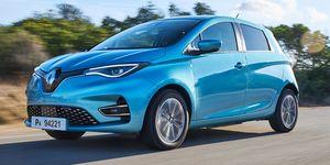 Renault Zoe 2020 - exterior