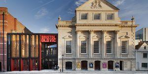 La rehabilitación del teatro de habla inglesa más antiguo del mundo Bristol Old Vic