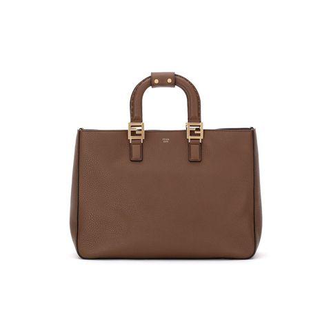 Handbag, Bag, Brown, Leather, Fashion accessory, Tan, Beige, Tote bag, Shoulder bag, Material property,