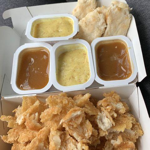 Dish, Food, Cuisine, Ingredient, Fried food, Comfort food, Lunch, Dip, Produce, Junk food,