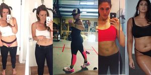 11 women who showed us numbers mean nothing when it comes to body confidence
