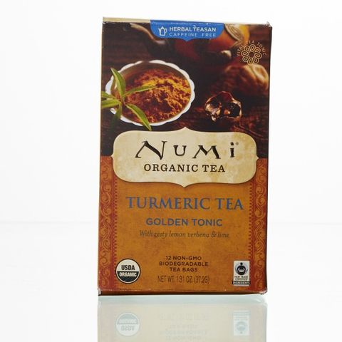Numi Organic Turmeric Tea