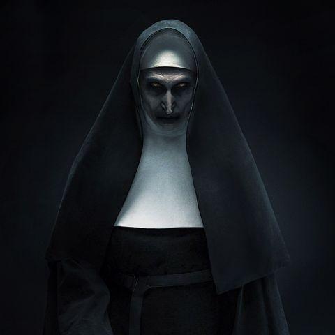 Black, Face, Head, Veil, Darkness, Outerwear, Eyewear, Photography, Hand, Glasses,