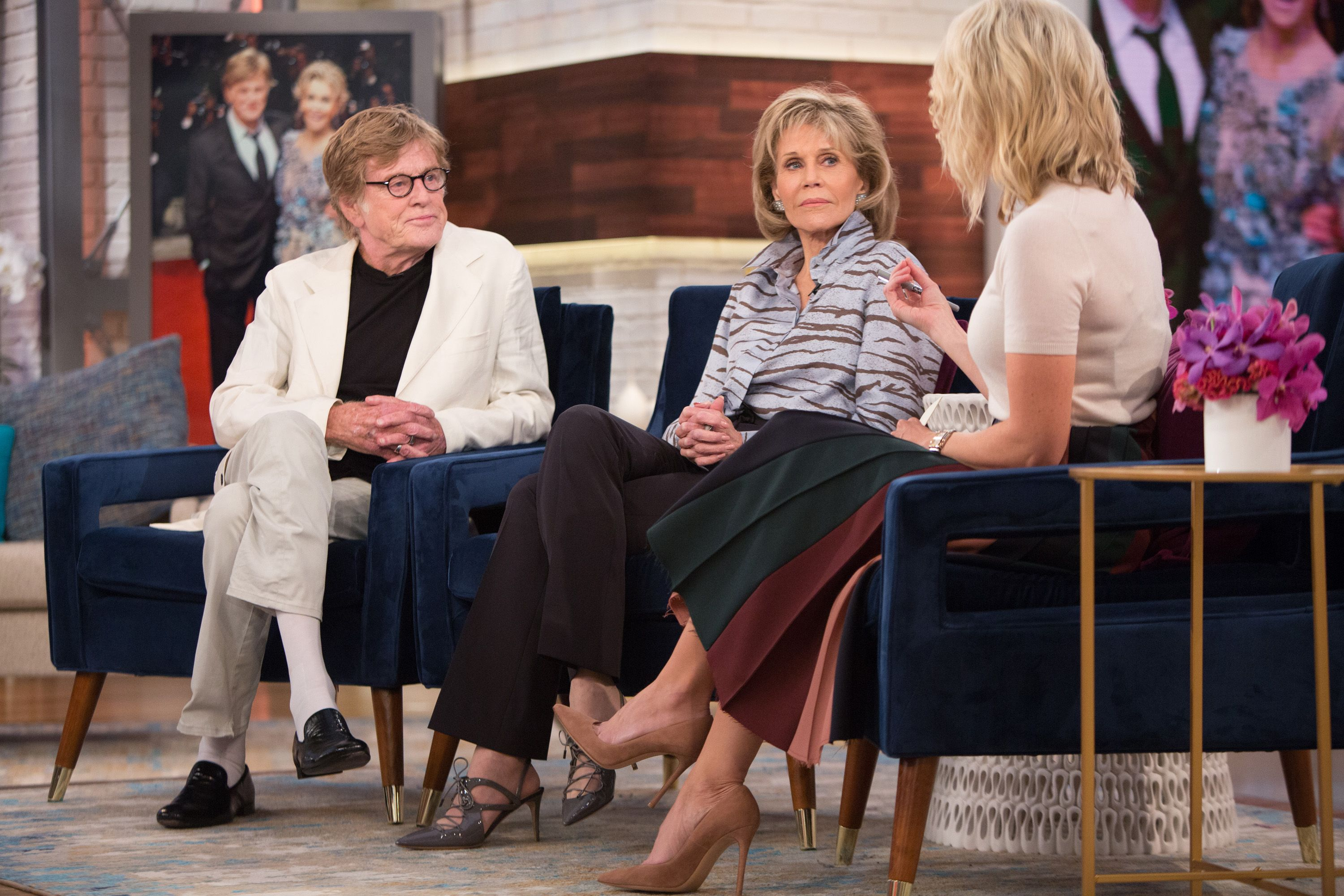Jane Fonda Still Thinks That Megyn Kelly Interview Was the Most Awkward