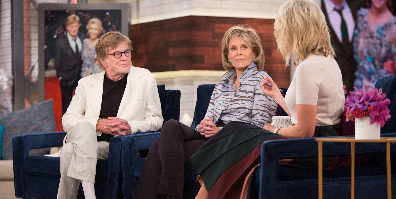Jane Fonda Still Thinks That Megyn Kelly Interview Was the Most Awkward