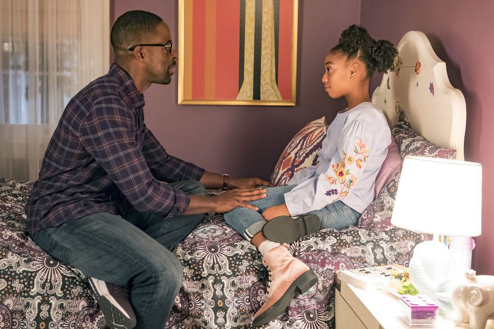 This Is Us Sterling K Brown as Randall