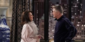 Karen and Malcolm on Will & Grace