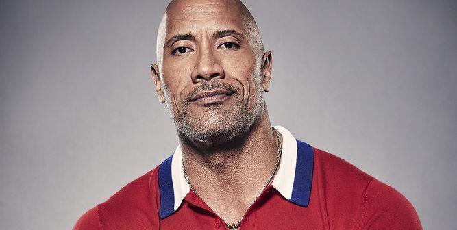 Dwayne 'The Rock' Johnson in 'The Titan Games.'