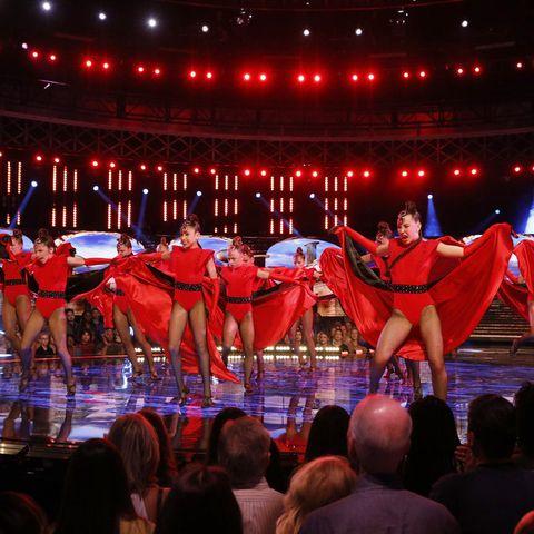 'World of Dance' Redemption Round Winner Dancetown Divas
