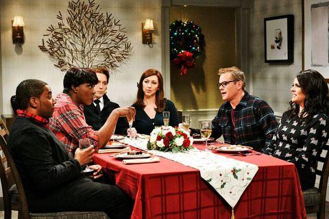 Weezer Christmas.Rivers Cuomo Seems Pretty Into Snl S Weezer Sketch