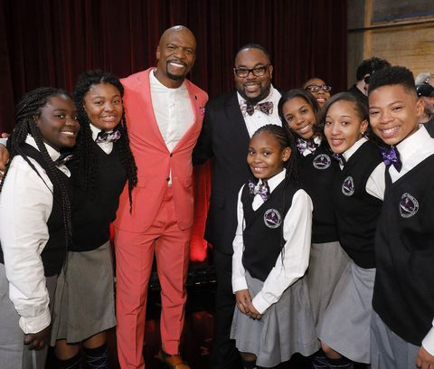An Emotional Terry Crews Gave His America's Got Talent Golden Buzzer to Detroit Youth Choir