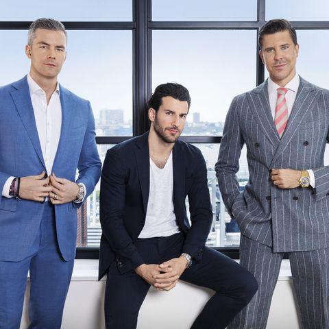 Suit, White-collar worker, Businessperson, Event, Outerwear, Formal wear, Business, Management, Blazer, Company,