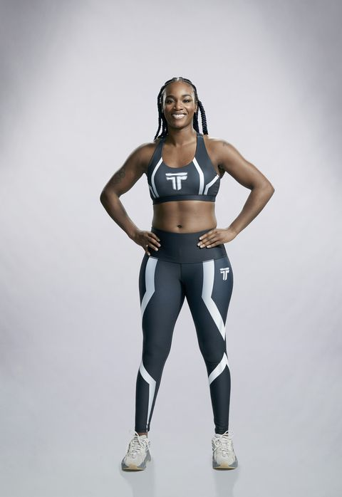 the titan games    season 2     pictured claressa shields    photo by art streibernbc