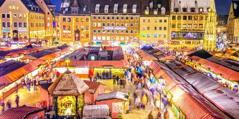 Nuremberg Christmas Market.12 Best Places To Visit In December Where To Travel In
