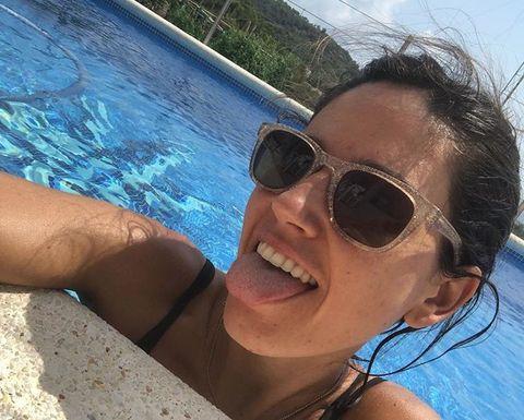 Eyewear, Sunglasses, Face, Cool, Glasses, Summer, Vacation, Selfie, Fun, Sun tanning,