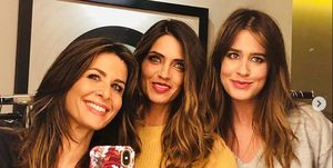 Nuria Roca, Sara Carbonero e Isabel Jiménez