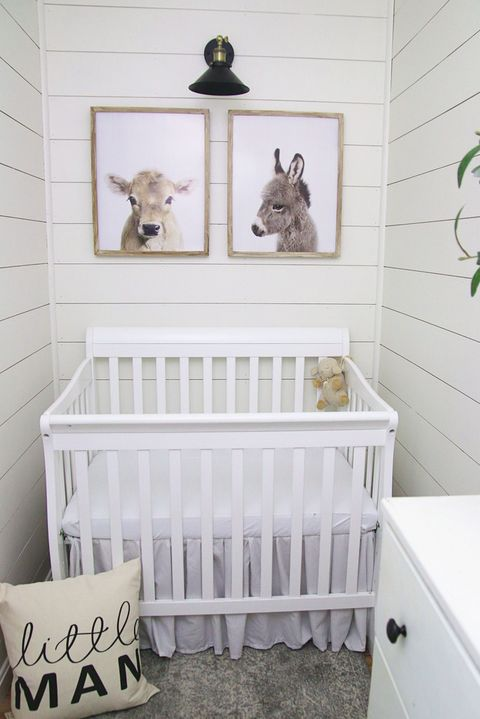 15 Best Nursery Ideas - How to Decorate a Girl or Boy Baby\'s ...
