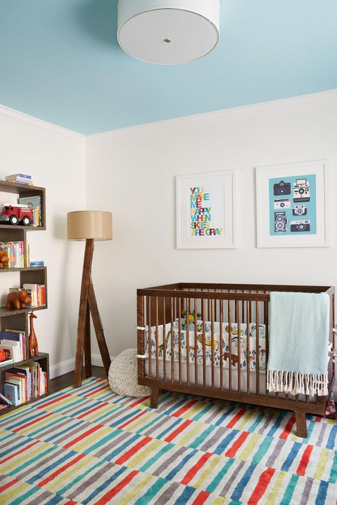 Baby Boy Room Color Ideas: How To Decorate A Girl Or Boy Baby
