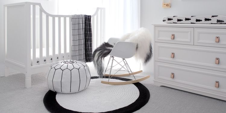 15 Best Nursery Ideas How To Decorate A Girl Or Boy Baby S Room