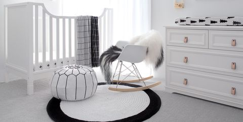 15 Best Nursery Ideas - How To Decorate A Girl Or Boy Baby